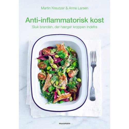Anti-inflammatorisk kost - Hæftet