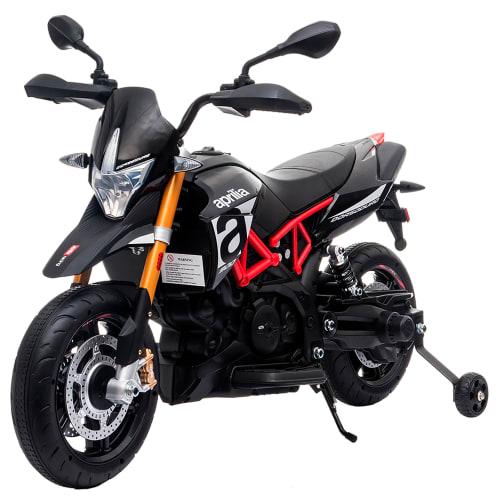 Aprilia Dorsoduro 900 el-motorcykel
