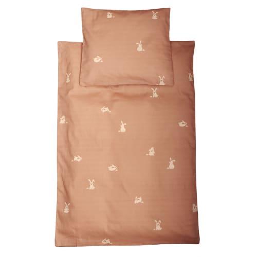 Babysengetøj - Roommate - Wild Wood - Rabbit - Mørk rosa