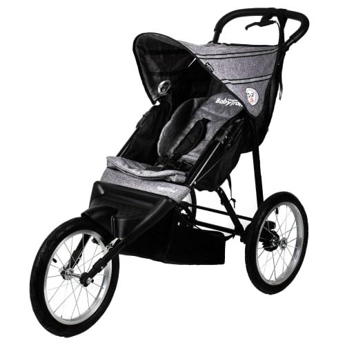 BabyTrold Jogger - Grå demin