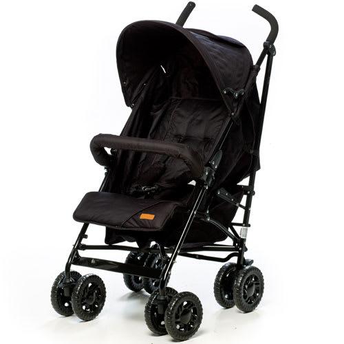 BabyTrold paraplyklapvogn - Sprinter - Sort
