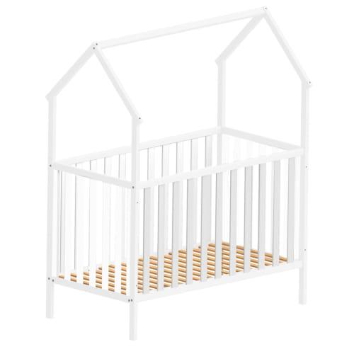 BabyTrold tremmeseng med tag - House 1