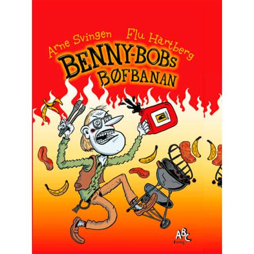 Billede af Benny Bobs bøfbanan - Indbundet