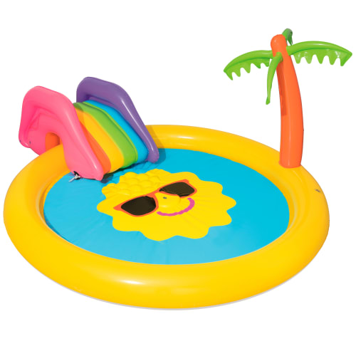 Bestway Sunnyland Splash Play Pool 59 Liter