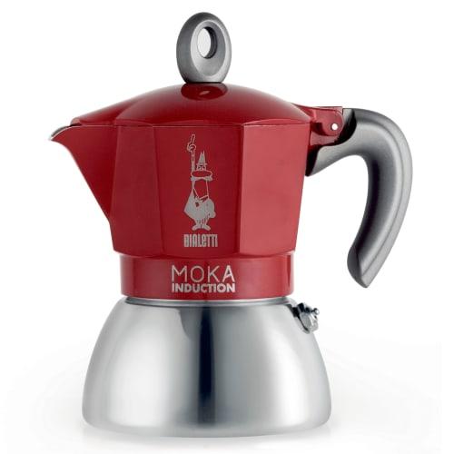 Billede af Bialetti espressokande - Moka Induction edition 2.0 - Rød