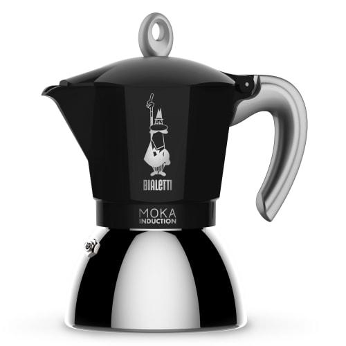 Billede af Bialetti espressokande - Moka Induction edition 2.0 - Sort