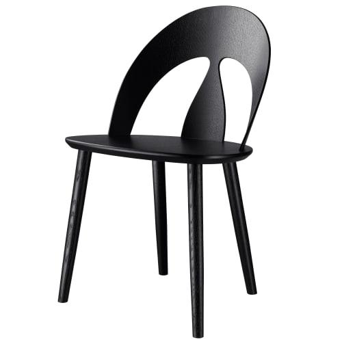 Billede af Børge Mogensen skalstol - J45 - Sort