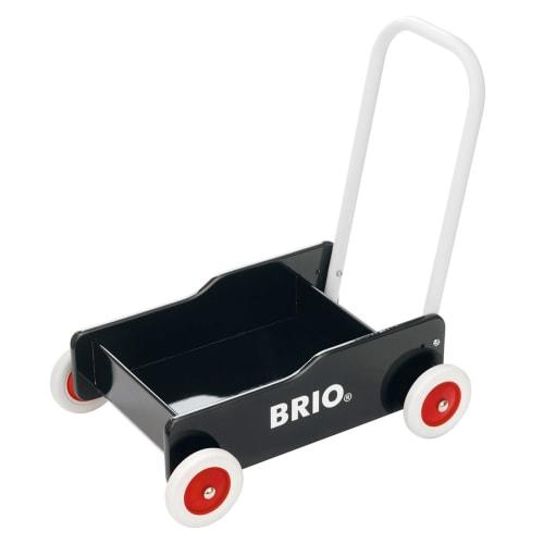 BRIO gåvogn - Sort