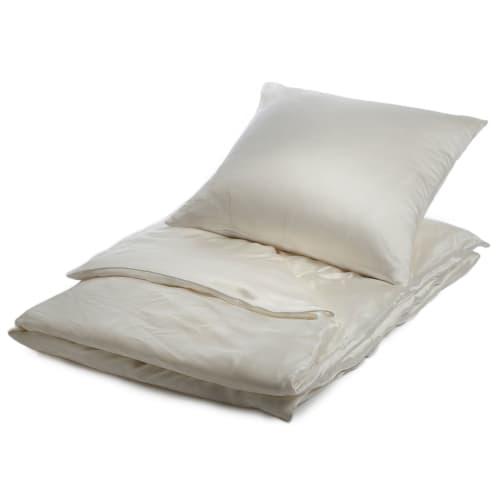 Billede af Butterfly Silk sengetøj