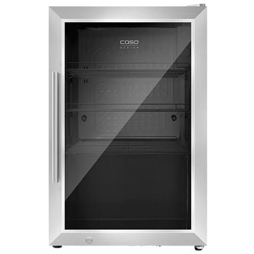 Køb Caso vinkøleskab – Outdoor Cooler – Rustfrit stålkabinet