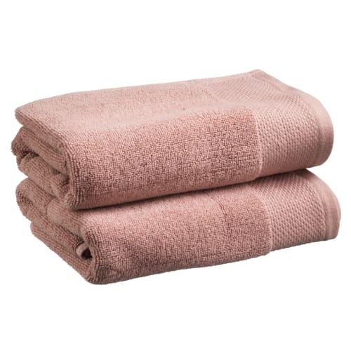 Billede af Coop håndklæder - Organic - Rosa