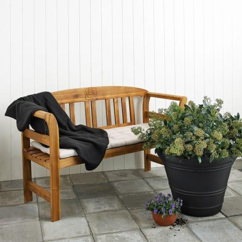 Billede af Coop rosenbænk - Natur