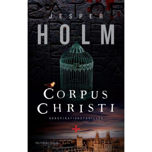 Corpus Christi - Tempelridderen Noah Smith 1 - Paperback