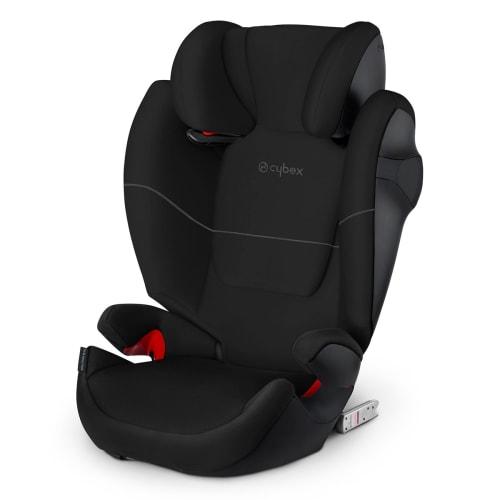 Cybex Solution M-Fix Pure Black 15-36 Kg