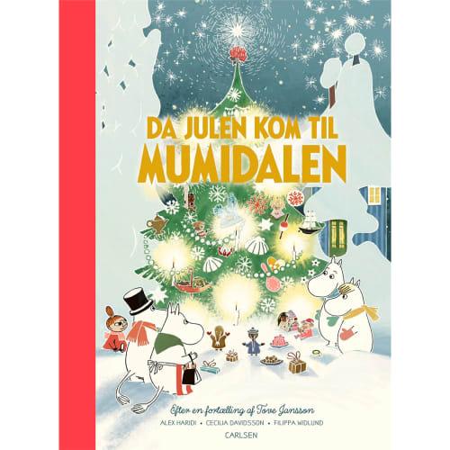 Da julen kom til Mumidalen - Indbundet