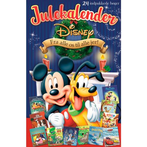 Disney Julekalender - Paperback