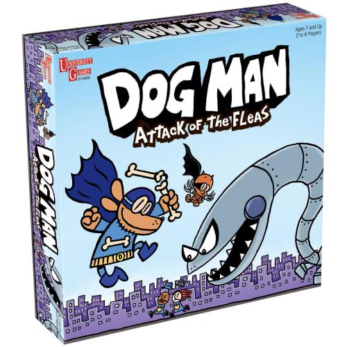 Billede af Dog Man - Attack of the Fleas