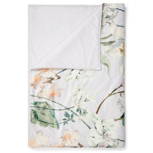 Billede af Essenza sengetæppe - Rosalee - Grå