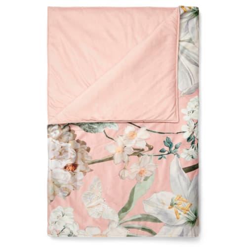 Billede af Essenza sengetæppe - Rosalee - Rosa