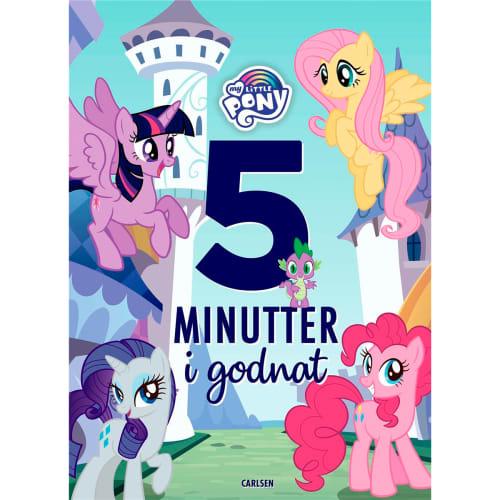Fem minutter i godnat - My Little Pony - Indbundet