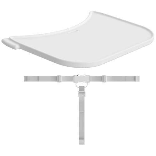 Flexa aftageligt bord til højstol