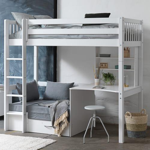 Flexa Basic Højmedog Sofa/chaiselong Nordic