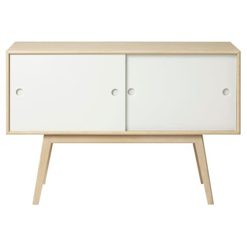 Foersom & Hiort-Lorenzen Skænk - A83 Butler - Hvid/eg