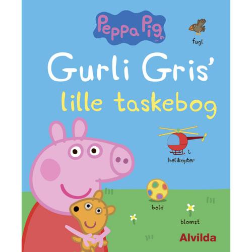Gurli Gris' lille taskebog - Papbog