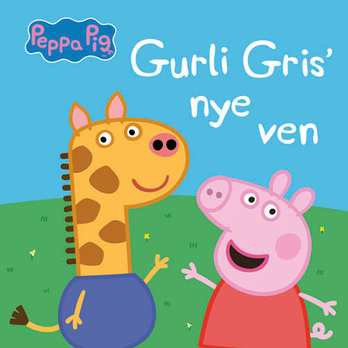 Gurli Gris' nye ven - Papbog