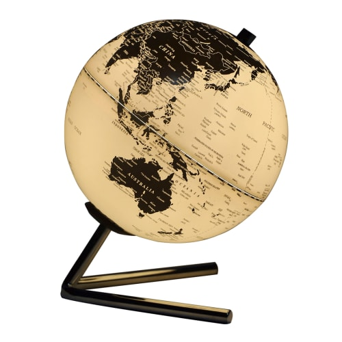Halo Design The World Globe Sort/hvid