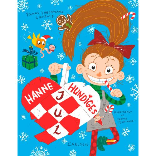 Hanne Hundiges jul - Indbundet