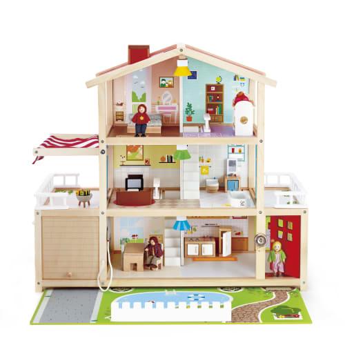Hape Dukke Familie Hus