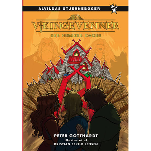 Her hersker døden - Vikingevenner 6 - Indbundet