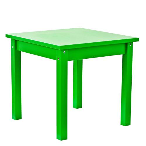 Hoppekids børnebord – Mads – Neongrøn