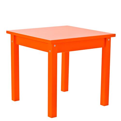 Hoppekids børnebord – Mads – Orange