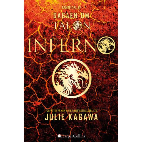 Inferno - Sagaen om Talon 5 - Paperback