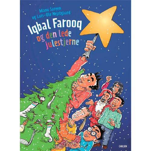 Iqbal Farooq og den lede julestjerne - Indbundet