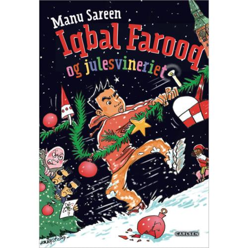 Iqbal Farooq og julesvineriet - Hæftet