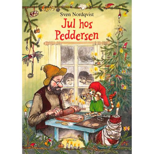 Jul hos Peddersen - Hardback