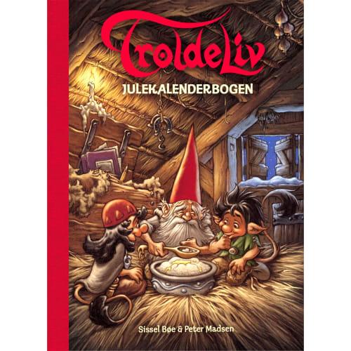 Julekalenderbogen - Troldeliv