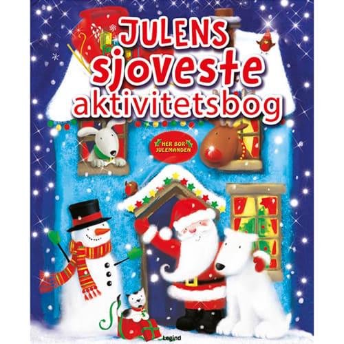 Julens sjoveste aktivitetsbog - Indbundet