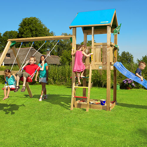 Jungle Gym Castlemed Gyngemodul