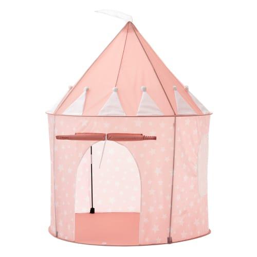 Kids Concept Tält Star Rosa