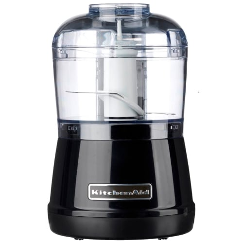 KitchenAid minihakker - Black