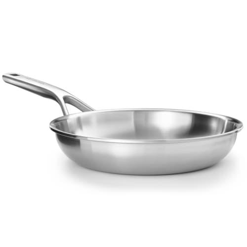 KitchenAid stegepande - Multi-Ply Stainless Steel - Ø 20 cm