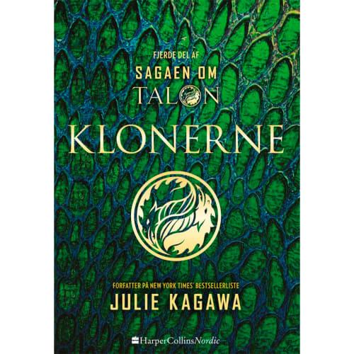 Klonerne - Sagaen om Talon 4 - Paperback