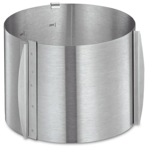 Küchenprofi justerbar kagering – H 15 cm