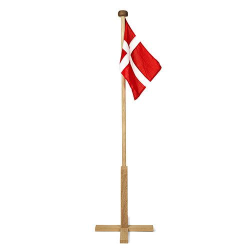 Langkilde & Søn Luksusmed Dannebrog Egetræ