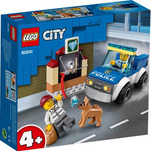 LEGO City hundepatrulje