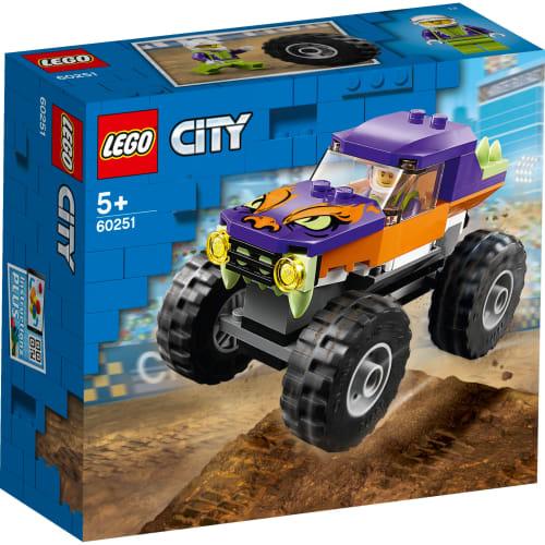 LEGO City monstertruck